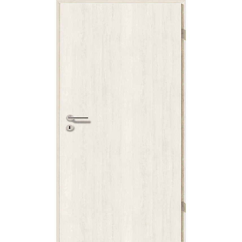 Holztüren - Türblatt CPL - Pinie Weiß