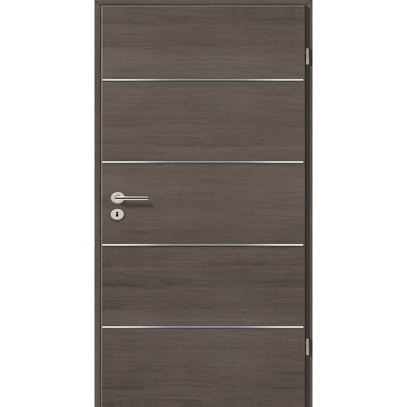 Zimmertür modern grau  Holztüren