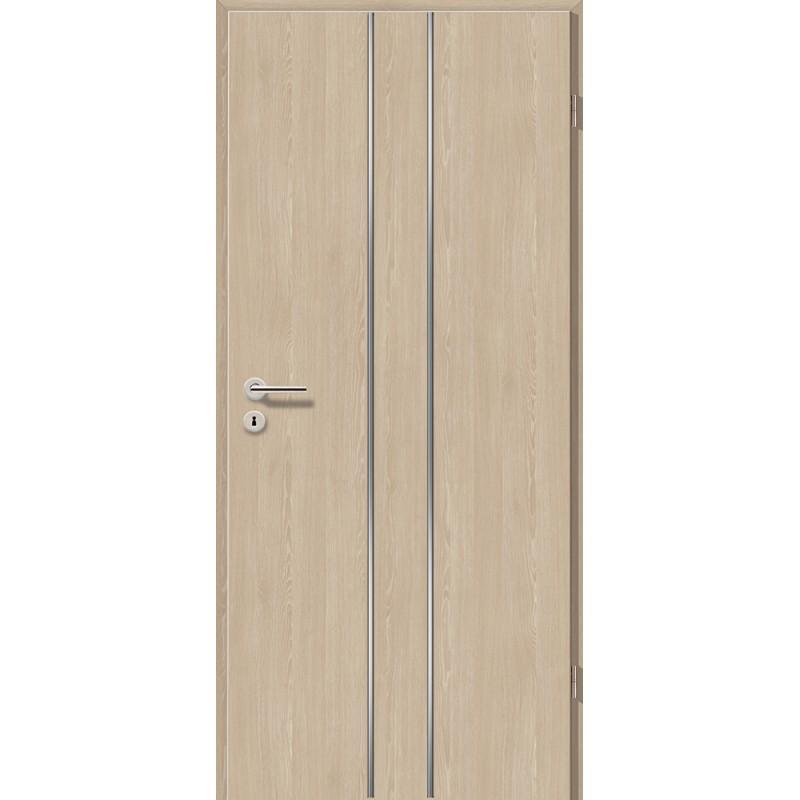 Lisenen-Türen - Bernsteineiche-3501