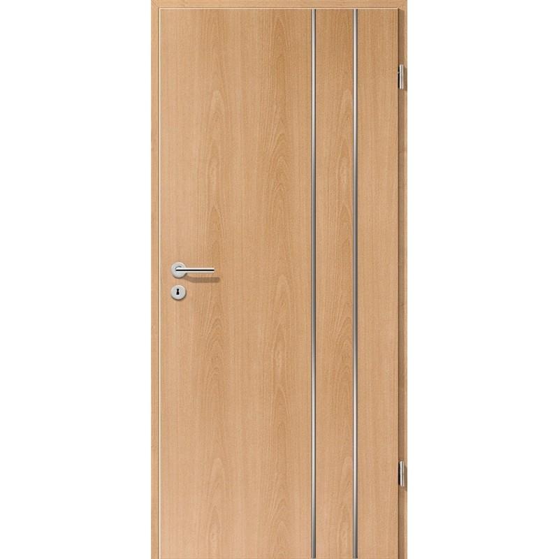 Lisenen-Türen - Buche-3503