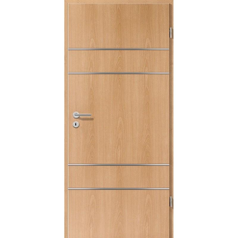 Lisenen-Türen - Buche-3504
