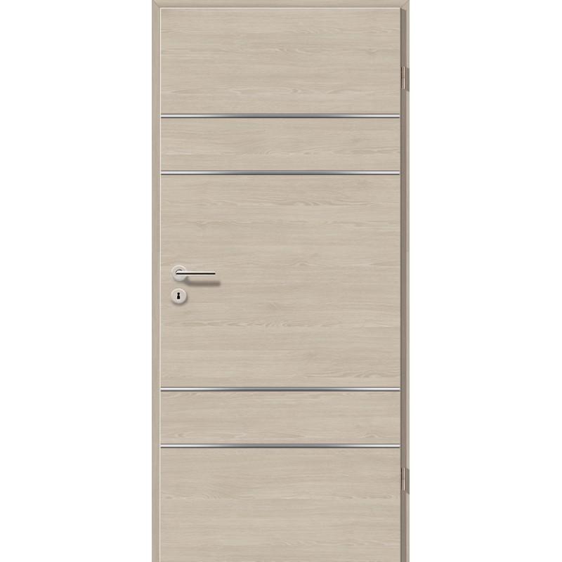 Lisenen-Türen - Platineiche Cross-3504
