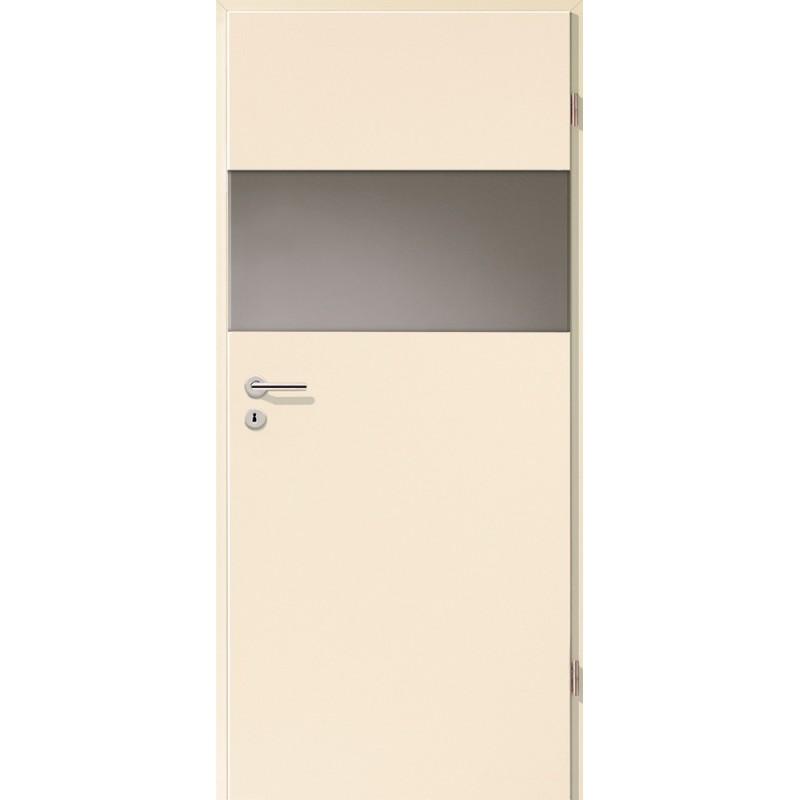 Holztüren - Türblatt - Sand mit Lichtband 2209