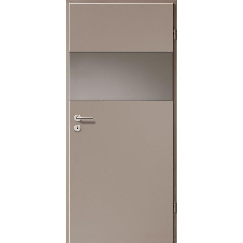 Holztüren - Türblatt - Macchiato mit Lichtband 2209